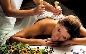 Massagem com Pindas Chinesas de 45min por apenas 15€ em Odivelas!