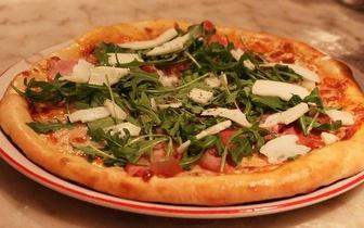 Menu de Jantar Completo de Pizzas para 2 pessoas por 24€ no Bairro Alto!