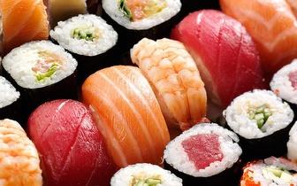 Take-Away de Sushi para o Almoço: 1 Caixa de 15 Peças por 9€ em Albufeira!