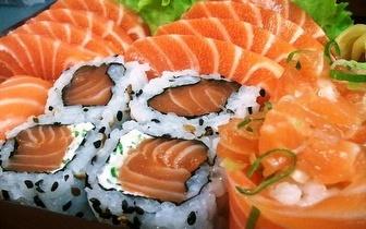 Take-Away de Sushi para o Jantar: 1 Caixa de 15 Peças por 9€ em Albufeira!