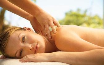 Massagem de Relaxamento ou Anti-celulítica de 50 minutos por 24€, no Saldanha!