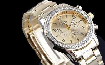 Relógio Dourado para Senhora por apenas 15,90€!