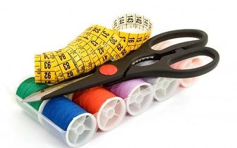 Workshop de costura com moldes de revistas de moda por apenas 12€ no Lumiar!