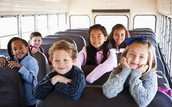 Transporte Escolar: Lisboa - Carcavelos durante um Mês por 160€/criança!