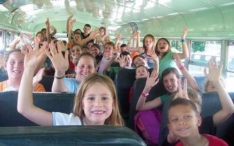 Transporte Escolar: Restelo - Carcavelos durante um Mês por 136€/criança!