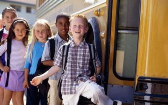 Transporte Escolar: Parque das Nações - Lisboa durante um Mês por 136€/criança!
