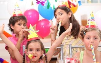 Espaço para Aniversários para até 25 Crianças por 85€ no Porto!