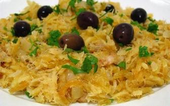 Jantar: Comida Tradicional para Grupos por 15€ em Picoas!