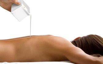 Massagem de Relaxamento com Velas para Senhoras por 12€ em Braga!