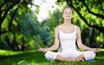 10 Aulas de Yoga para 1 Pessoa por apenas 22€ no Saldanha!