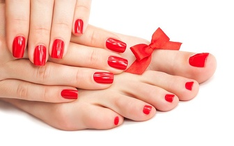 Manicure e Pedicure Completas por apenas 15€ no Chiado!