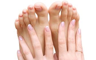 Manicure + Pedicure Completas por apenas 14€ em Algés!