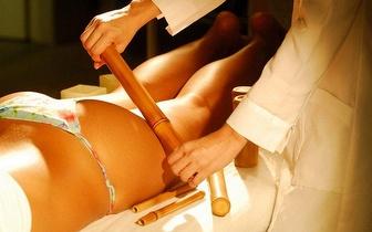 Massagem com Bambus ao Corpo Inteiro por 29€ Marquês de Pombal!