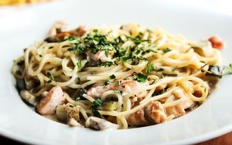 Jantar Italiano com 10% de desconto e em frente ao mar, na Figueira da Foz!