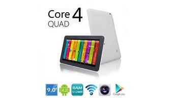 Tablet 9 ' Quad Core HDMI e Dual Camera por 79€ com entrega em todo o país!