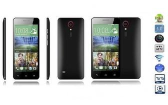 Smartphone 5' 3G Dual Sim e Dual Core Android 4.4.6 apenas 79€!