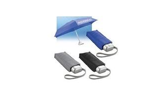 Proteja-se do mau tempo: Mini Guarda-chuva Inquebrável por 5,90€ com entrega em todo o país!