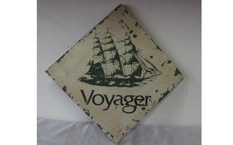 Decore a sua parede com o Painel de Parede Voyager por 11,90€!