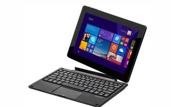Nextbook 10.1' Intel Quad Core 2-In-1 Detachable Windows 8.1 Tablet por 249€!