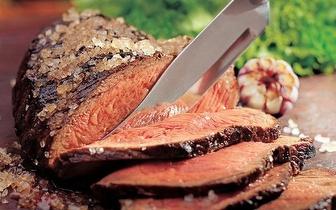 Almoço de Picanha à Descrição para 2 pessoas por 19,90€ próximo de Famões!