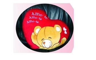 Coração de Peluche de 40cm a dizer 'Amo-te' por 4,95€!