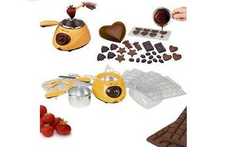 Chocolatiere: A Super Máquina de Chocolate por 19,90€ com entrega em todo o país!