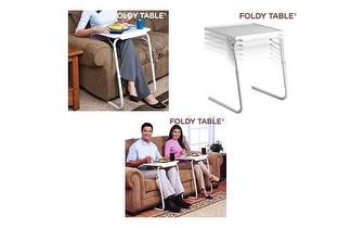 Mesa Desdobrável Foldy Table por 14€!