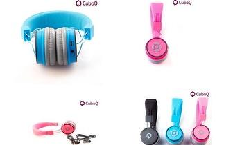 Auriculares sem Fio Bluetooth Cubo Q por 29€!