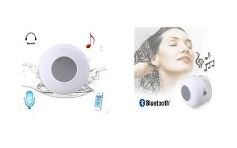 Alta Voz Bluetooth Resistente à Água por 21,90€!