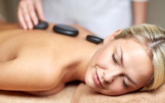 Massagem com Pedras Quentes de 60min por 18€ em Algés!