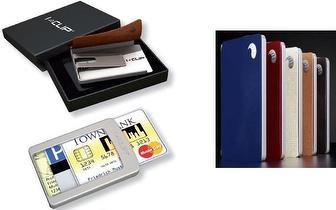 Porta Cartões I-CLIP, por 29€! Entrega em todo o País!