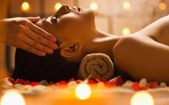 Massagem de Relaxamento com Velas Quentes por 12€ em Guimarães!