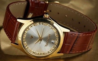 Relógio Unisexo Yves Camani por apenas 39,90€!