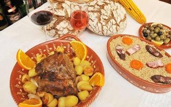Menu de Comida Tradicional para 2 Pessoas por apenas 29€ em Guimarães!