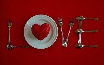 Menu Dia dos Namorados para 2 pessoas por 27,50€ junto a Sete Rios!