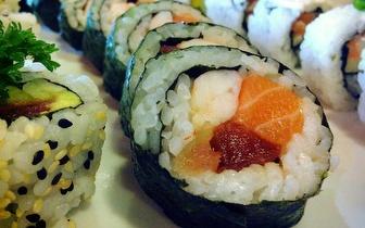 All You Can Eat de Sushi ao Almoço por 12€ em Sete Rios!