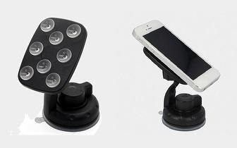 Suporte Universal de Carro para Telemóvel/Tablet/GPS por 4,90€!