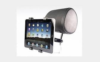 Suporte Universal de Carro para iPad, Tablet ou Ebook por 8,90€!