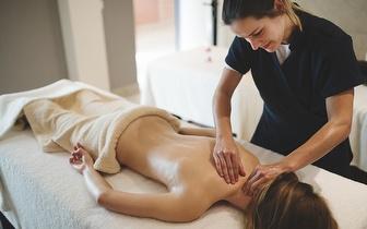 Massagem de Relaxamento Corpo Inteiro apenas 10€ em Gondomar!