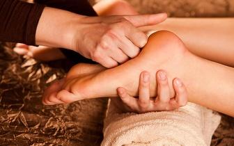 Massagem aos Pés: Reflexologia por apenas 9€ próximo do Marquês de Pombal!