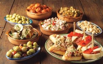 Almoço de Tapas e Petiscos com 30% de desconto em fatura, em Matosinhos!