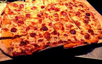 Menu Pizza Média + Ice Tea por apenas 4€ na Baixa Pombalina!