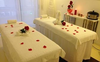 Ritual para Casal: Limpeza de Pele + Massagem aos Pés por 14,90€ em Vila do Conde!