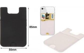 Novidade! 2 Slots para IPhone ou Samsung com ranhura para cartões apenas 7,95€! Entrega em todo o País!