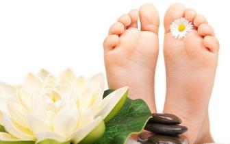 Ritual SPA: Massagem com Chá + Manicure + Pedicure por 29,90€ na Areosa!