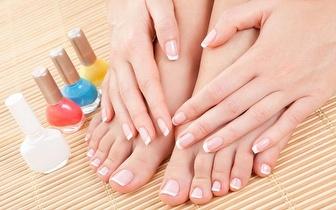Manicure e Pedicure por 14€ em Cascais!
