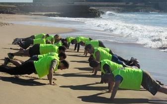 1 mês de treinos TFM Military Fitness para 2 pessoas, por apenas 49.90€ em Lisboa!