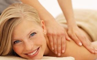 Pacote de 3 Massagens de Relaxamento por 39,90€ em Cascais!