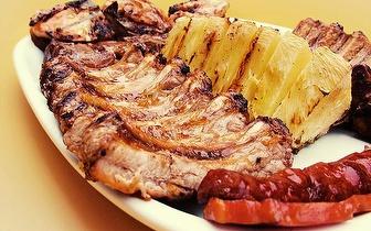 Entradas + Rodízio de Carnes à discrição para 2 pessoas por 15€ em Sete Rios!