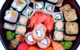 All You Can Eat de Sushi para Grupos com 20% desconto em Fatura, em Sete Rios!